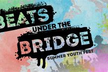 Beats Under the Bridge Summer Youth Fest 2020