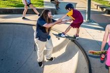 Skateboarding - Free Active Living Fitness