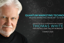 Quantum Marketing Technology - Marketing Disruption Workshop