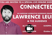 LAWRENCE LEUNG - CONNECTED - An Interactive Online Show