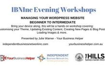 Managing your WordPress Website - Beginner to Intermediate