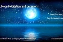 On Line Full Moon Meditation and Ceremony