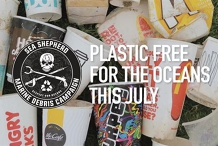Fremantle WA: Beach Clean-up: Sea Shepherd Australia MDC