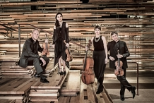 Australian String Quartet plays Late Beethoven