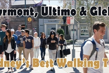Pyrmont, Ultimo & Glebe Walking Tour Including Coffee & Craft Beer