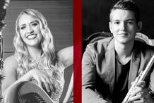 Spanish Souvenirs: Flute and Harp Recital (Brisbane)
