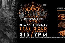 Surfacing & Guests: Bushfire benefit show