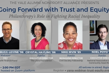 YANA Webinar | Going Forward with Trust and Equity