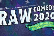 Raw Comedy 2020 - Ballarat Heat