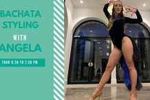 Bachata Styling 6 Week Course in Term 5!