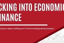 Breaking into Economics and Finance