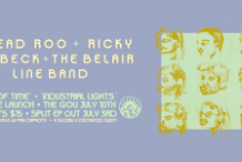 Dead Roo + Ricky Albeck and The Belair Line Band