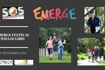 Saturday Orienteering Series - Emerge Festival