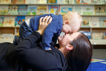 Baby Play @ Launceston Library