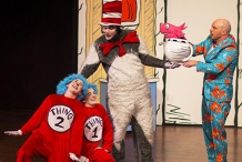 Dr Seuss's the Cat in the Hat - Live on Stage!