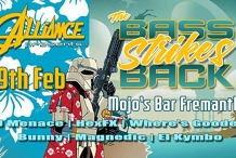 Alliance Presents: The Bass Strikes Back