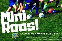 MiniRoos U6-U11 Parents / Coaching Course - Marrickville FC