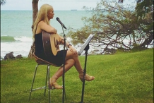 Liana McKay Performing Live at The Waves