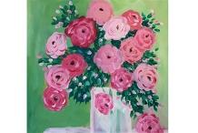 Pink Roses - Belgian Beer Cafe
