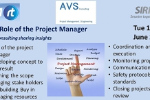 VICTAS Role of the Project Manager -  Virtual Common Interest Work Group