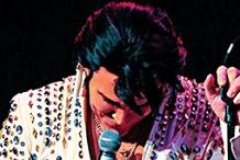 Gordon Hendricks is the Spirit of Elvis
