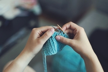 Intro to Knitting