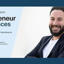 Entrepreneur Experiences with LUNA CEO & Founder Ronen Heine