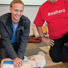 2020 First Aid Training - April
