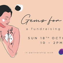 Gems for Jen: a Fundraising Event