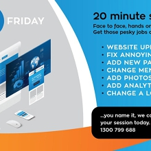 Fix It Fridays - Websites, Social Media & Digital Content