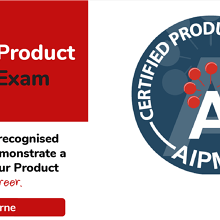 AIPMM Product Management Certification - Online