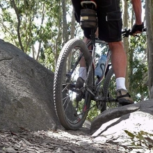 Meetup - Lysterfield Monthly wake up social ride