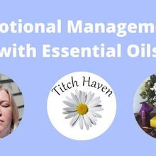 Emotional Management with Essential Oils at Tribal Fest in the West