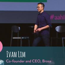 #AAH2018 - Ivan Lim: Becoming Great Founders