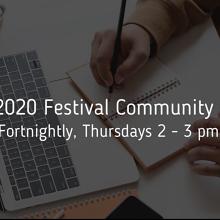 DIF2020 Festival Community Call