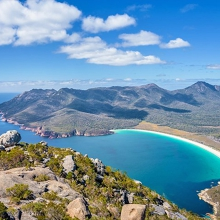 Tasmanian fully escorted golf tour