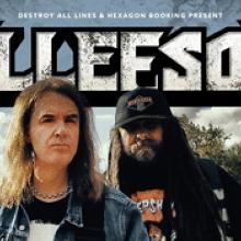 DAVID ELLEFSON More Live with Deth Australian Tour
