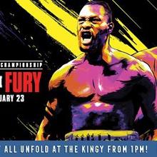 Wilder v Fury at the Kingy