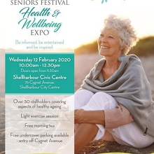 Successful Sleep Information Session - NSW Seniors Festival