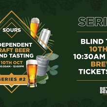 Independent Craft Beer Blind Tasting - Series #2 Sours