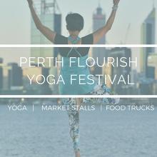 Perth Flourish Yoga Festival