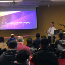 Data Engineering Melbourne Meetup March 2020