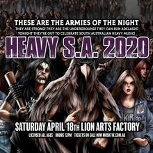 HEAVY S.A. Fest 2020