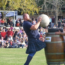 Bundanoon Highland Gathering  (Bundanoon is Brigadoon)