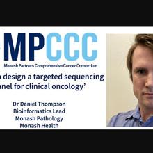 MPCCC Tech Talk - Dr Daniel Thompson