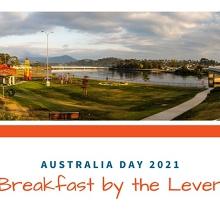 Australia Day - Breakfast by the Leven
