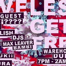 Loveless - GET FREE : FRIDAY 7TH AUG