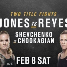 UFC 247 - Jones vs. Reyes at Hinterland Hotel