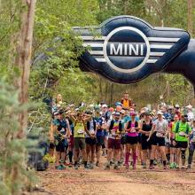 The Guzzler Ultra | Trail Running Festival
