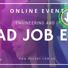 Student and Graduate Engineering and IT Job Expo (Online Event)